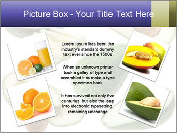 Avocado PowerPoint Templates - Slide 24