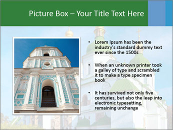 Morning Saint Sophia Cathedral church PowerPoint Template - Slide 13