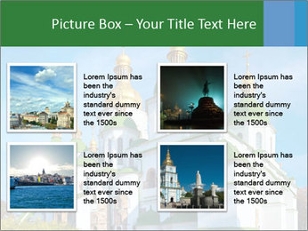 Morning Saint Sophia Cathedral church PowerPoint Template - Slide 14