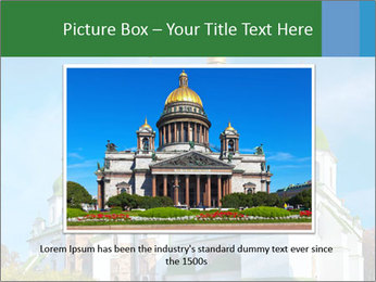 Morning Saint Sophia Cathedral church PowerPoint Template - Slide 16