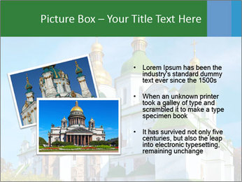 Morning Saint Sophia Cathedral church PowerPoint Template - Slide 20