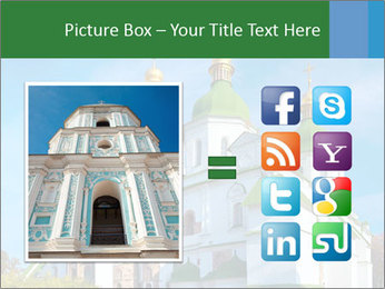 Morning Saint Sophia Cathedral church PowerPoint Templates - Slide 21