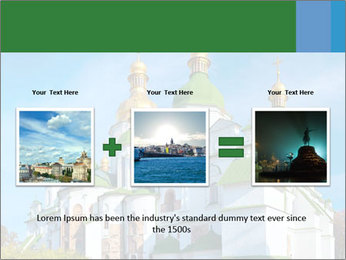Morning Saint Sophia Cathedral church PowerPoint Template - Slide 22