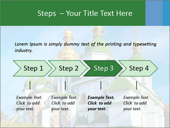 Morning Saint Sophia Cathedral church PowerPoint Templates - Slide 4