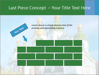 Morning Saint Sophia Cathedral church PowerPoint Template - Slide 46