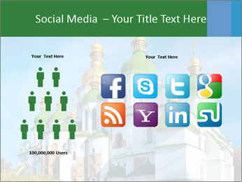 Morning Saint Sophia Cathedral church PowerPoint Templates - Slide 5