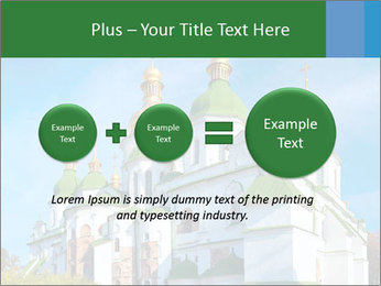 Morning Saint Sophia Cathedral church PowerPoint Template - Slide 75
