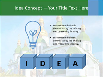 Morning Saint Sophia Cathedral church PowerPoint Templates - Slide 80
