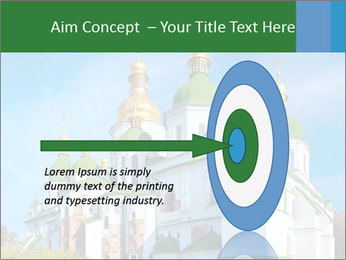 Morning Saint Sophia Cathedral church PowerPoint Template - Slide 83