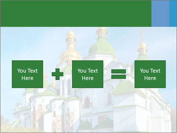 Morning Saint Sophia Cathedral church PowerPoint Template - Slide 95