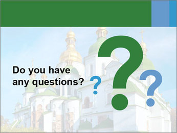 Morning Saint Sophia Cathedral church PowerPoint Templates - Slide 96