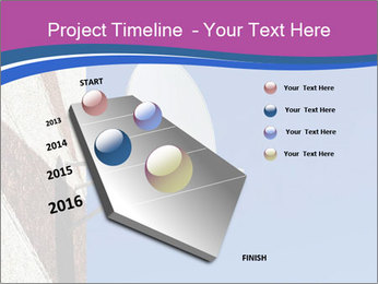 Satellite dish PowerPoint Template - Slide 26