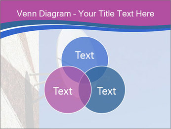 Satellite dish PowerPoint Template - Slide 33