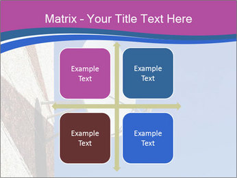 Satellite dish PowerPoint Template - Slide 37