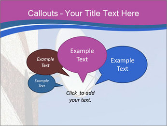 Satellite dish PowerPoint Template - Slide 73