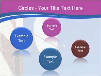Satellite dish PowerPoint Template - Slide 77