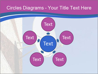 Satellite dish PowerPoint Template - Slide 78