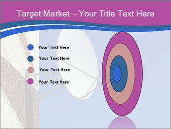Satellite dish PowerPoint Template - Slide 84