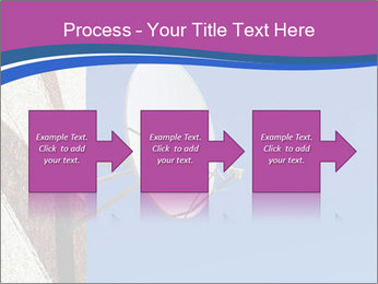 Satellite dish PowerPoint Template - Slide 88