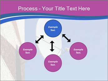 Satellite dish PowerPoint Template - Slide 91