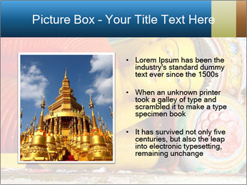 Reclining buddha PowerPoint Templates - Slide 13