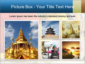 Reclining buddha PowerPoint Templates - Slide 19