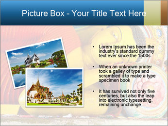 Reclining buddha PowerPoint Templates - Slide 20