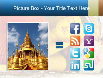 Reclining buddha PowerPoint Templates - Slide 21