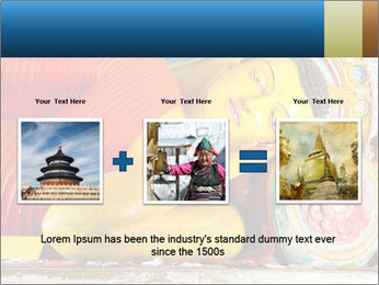 Reclining buddha PowerPoint Templates - Slide 22