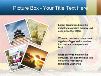 Reclining buddha PowerPoint Templates - Slide 23