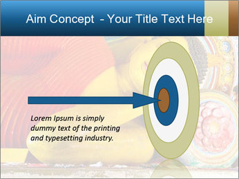 Reclining buddha PowerPoint Templates - Slide 83