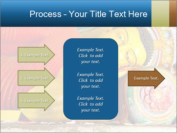 Reclining buddha PowerPoint Templates - Slide 85