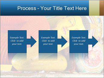 Reclining buddha PowerPoint Templates - Slide 88