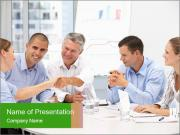 Business people PowerPoint Templates