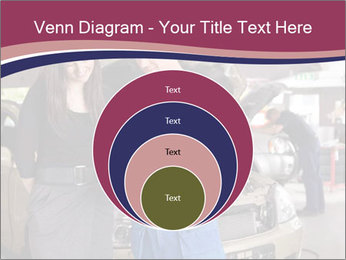 Mechanic and woman PowerPoint Template - Slide 34
