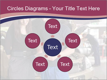 Mechanic and woman PowerPoint Template - Slide 78