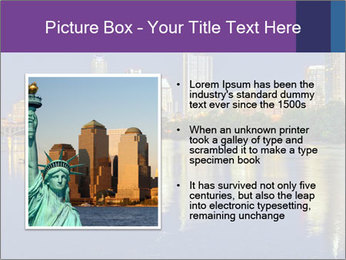 Beautiful Austin skyline PowerPoint Template - Slide 13