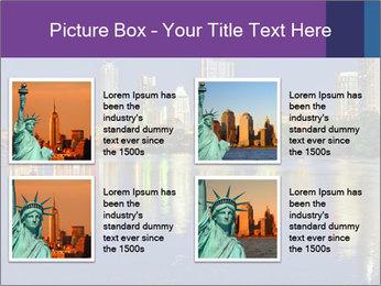 Beautiful Austin skyline PowerPoint Template - Slide 14