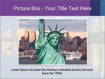 Beautiful Austin skyline PowerPoint Template - Slide 15