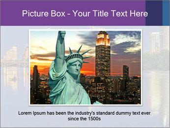 Beautiful Austin skyline PowerPoint Template - Slide 16