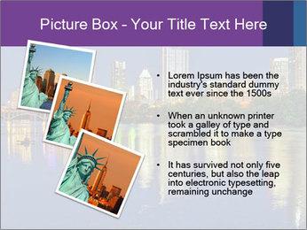 Beautiful Austin skyline PowerPoint Template - Slide 17