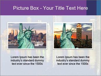 Beautiful Austin skyline PowerPoint Template - Slide 18