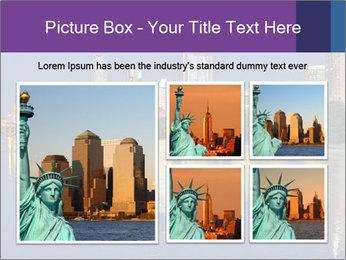 Beautiful Austin skyline PowerPoint Template - Slide 19