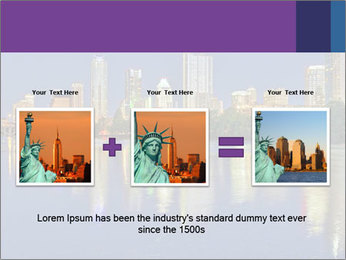 Beautiful Austin skyline PowerPoint Template - Slide 22