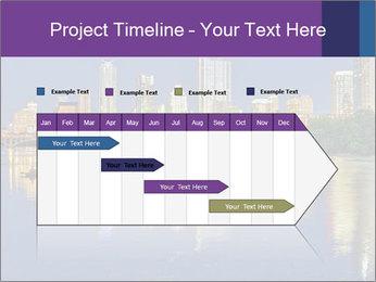 Beautiful Austin skyline PowerPoint Template - Slide 25