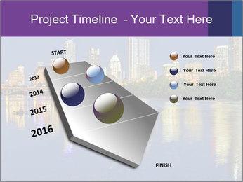 Beautiful Austin skyline PowerPoint Template - Slide 26