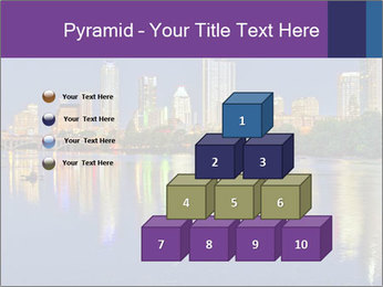 Beautiful Austin skyline PowerPoint Template - Slide 31