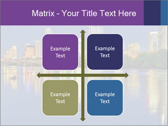 Beautiful Austin skyline PowerPoint Template - Slide 37
