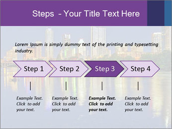 Beautiful Austin skyline PowerPoint Template - Slide 4