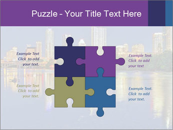 Beautiful Austin skyline PowerPoint Template - Slide 43
